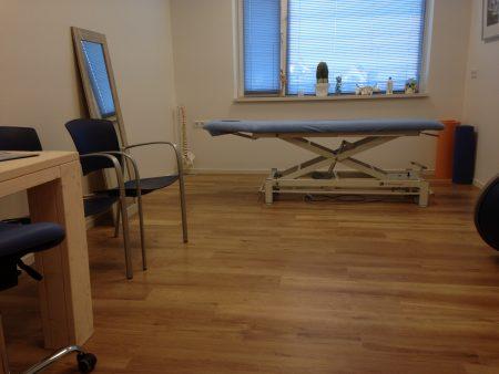 Kamer fysiotherapie